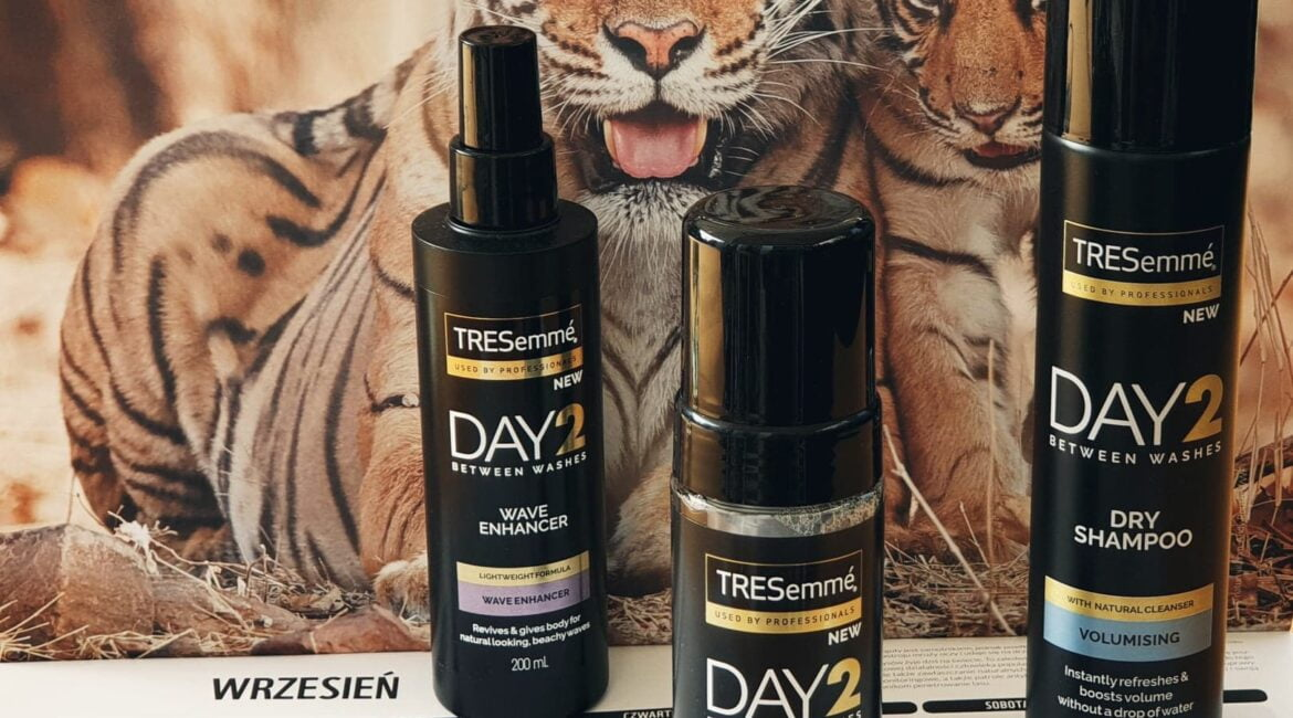 Day 2 Tresemme
