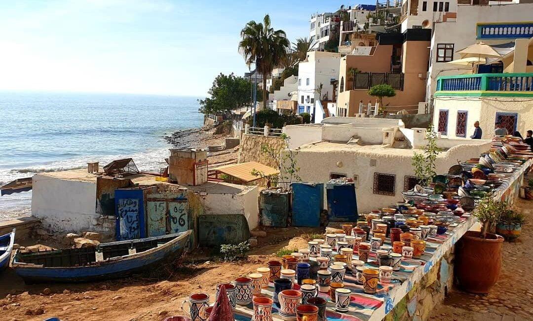 Maroko, Taghazout