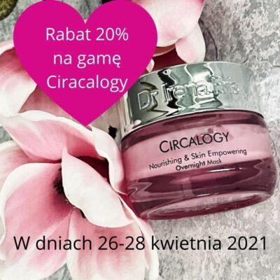 Rabat 20% na gamę Circalogy