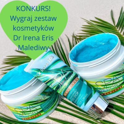 Konkurs Wygraj kosmetyki SPA Resort Dr Irena Eris