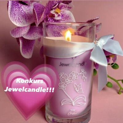 Konkurs Wygraj świecę JewelCandle Thai Orchid