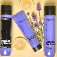 Matrix Unbreak My Blondee