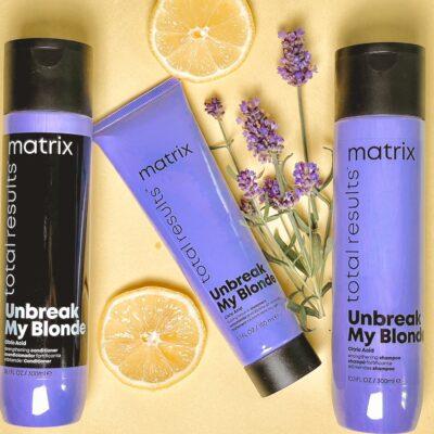 Matrix, Unbreak My Blonde