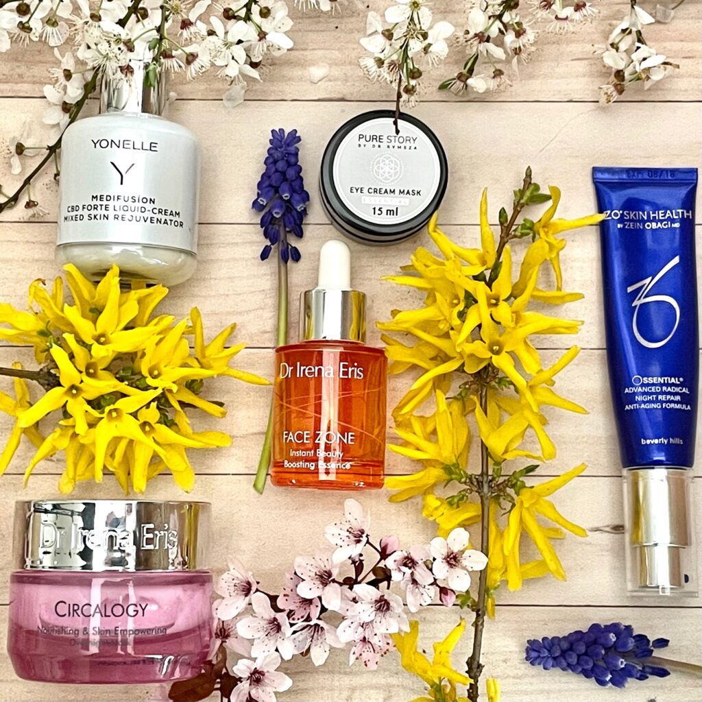 kosmetyki na wiosnę