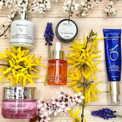 Wiosenne polecajki kosmetyczne